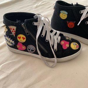 Girls Steve Madden shoes
